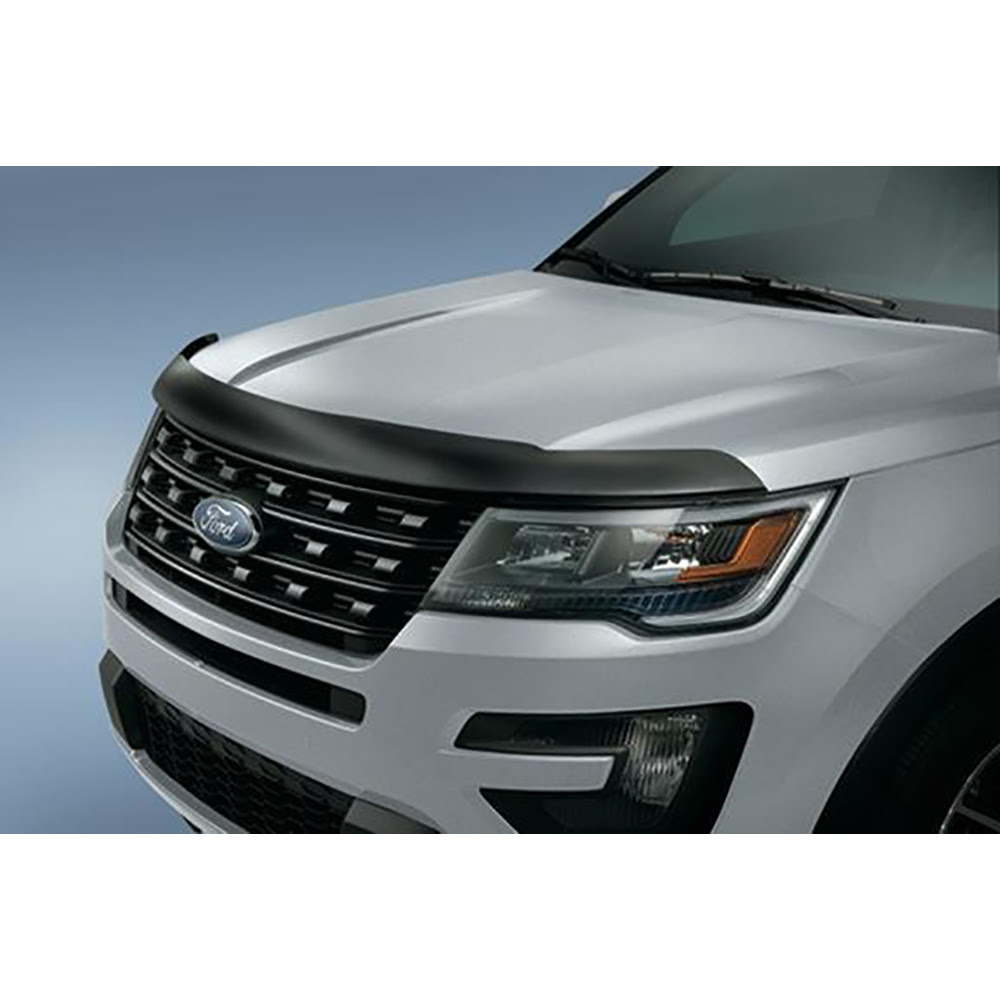 Details about 2016 Ford Explorer Bug Shield Hood Deflector Protector