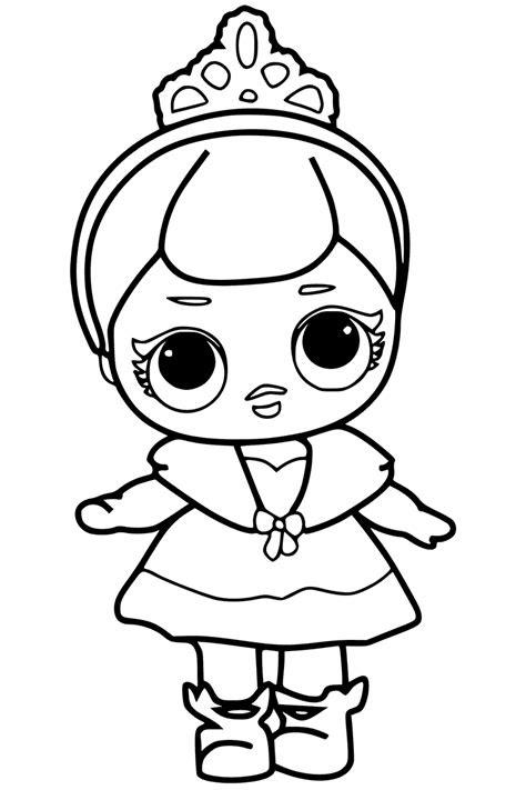 malvorlagen lol doll
