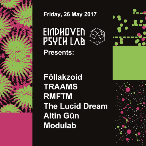 Eindhoven Psych Lab Presents Poster