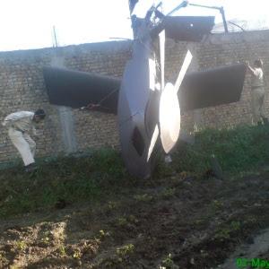 Paquistão devolve destroços do helicóptero americano usado em ação que matou Bin Laden