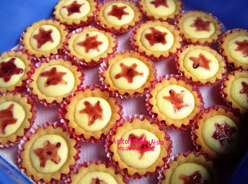 Mini Cheese Tarts