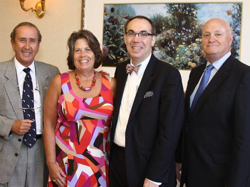 Speakers at the 2015 NABOR Economic Summit at the Naples