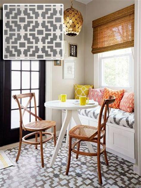piccola sala da pranzo  idee  arredarla  stile