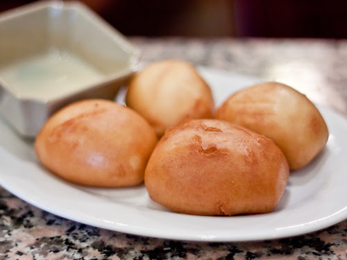 Fried mantou (銀絲卷)
