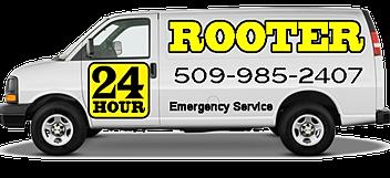 selah wa plumber plumbers plumbing drain cleaning service van 24 hour rooter