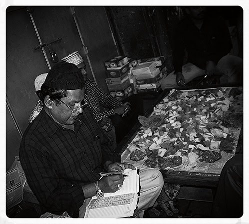 Breaking The Fast On The Streets Of Bhendi Bazar by firoze shakir photographerno1