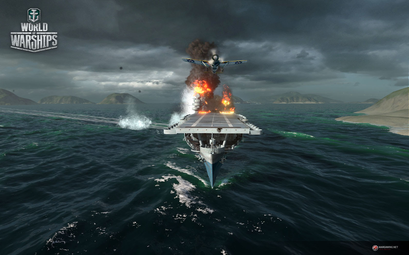 Aircraft Carriers tips   World of Warships