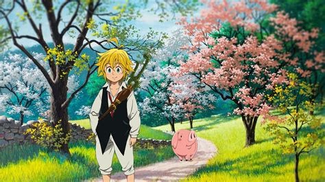 nanatsu  taizai  hd anime  wallpapers images