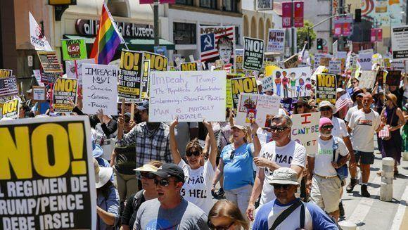 Foto tomada de Los Ángeles Times.