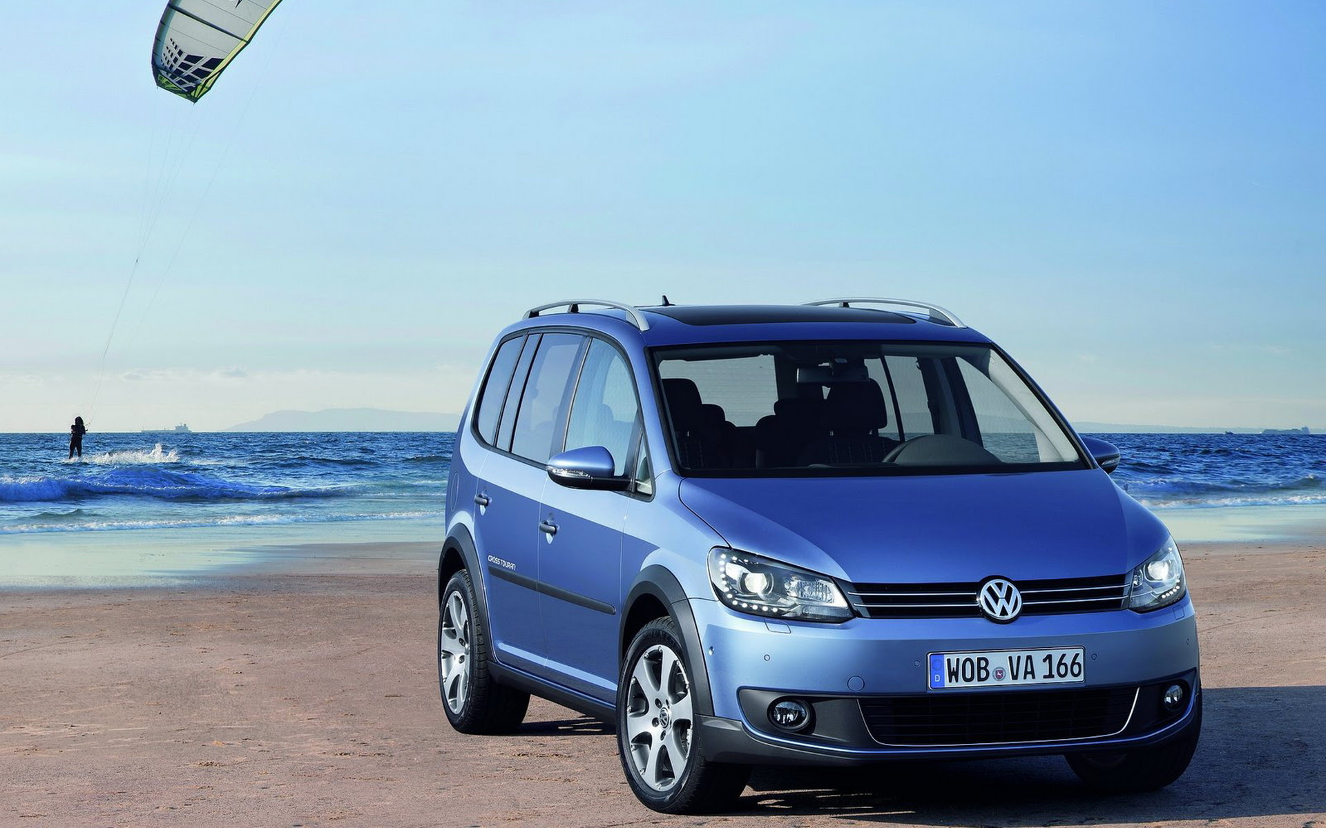 VolkswagenCrossTouran 2011 wallpapers and images  wallpapers, pictures, photos