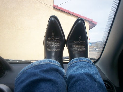 Got Me Some New Boots
