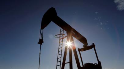 Цена на нефть марки Brent превысила $53