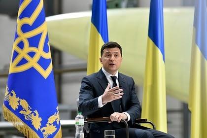 На Украине раскрыли обман Зеленского