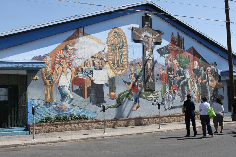 Murales De Barrio