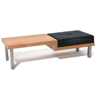 plateau coffee table/bench - hivemodern.