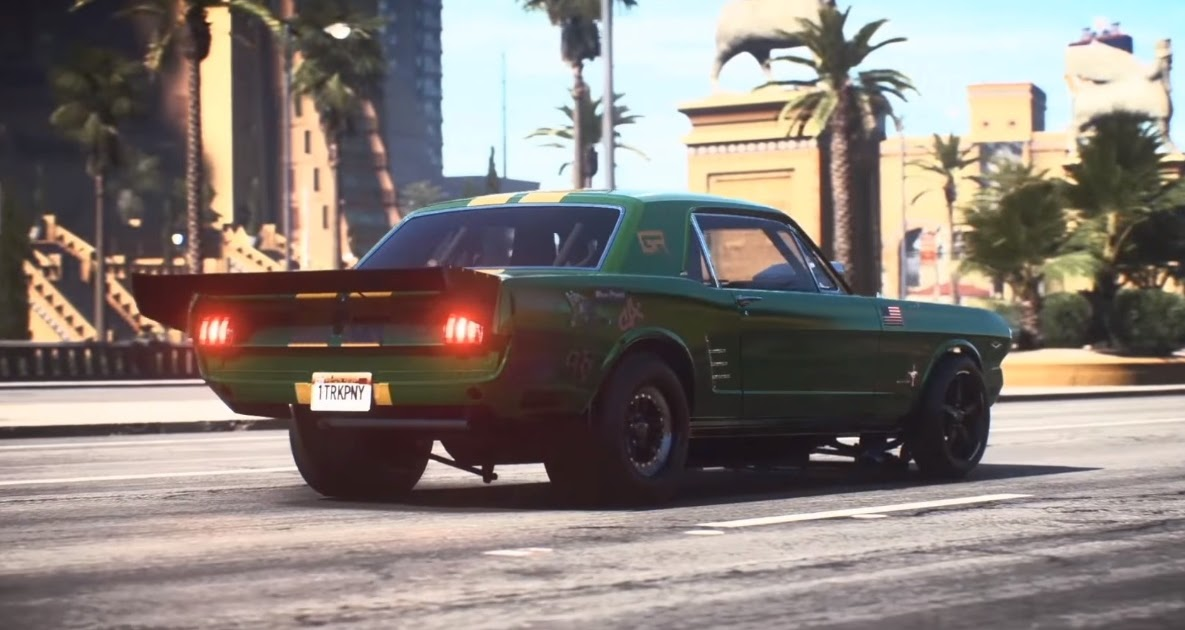 need for speed payback mustang derelict