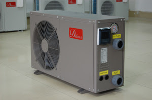 Deluxe Spas - Heat Pump