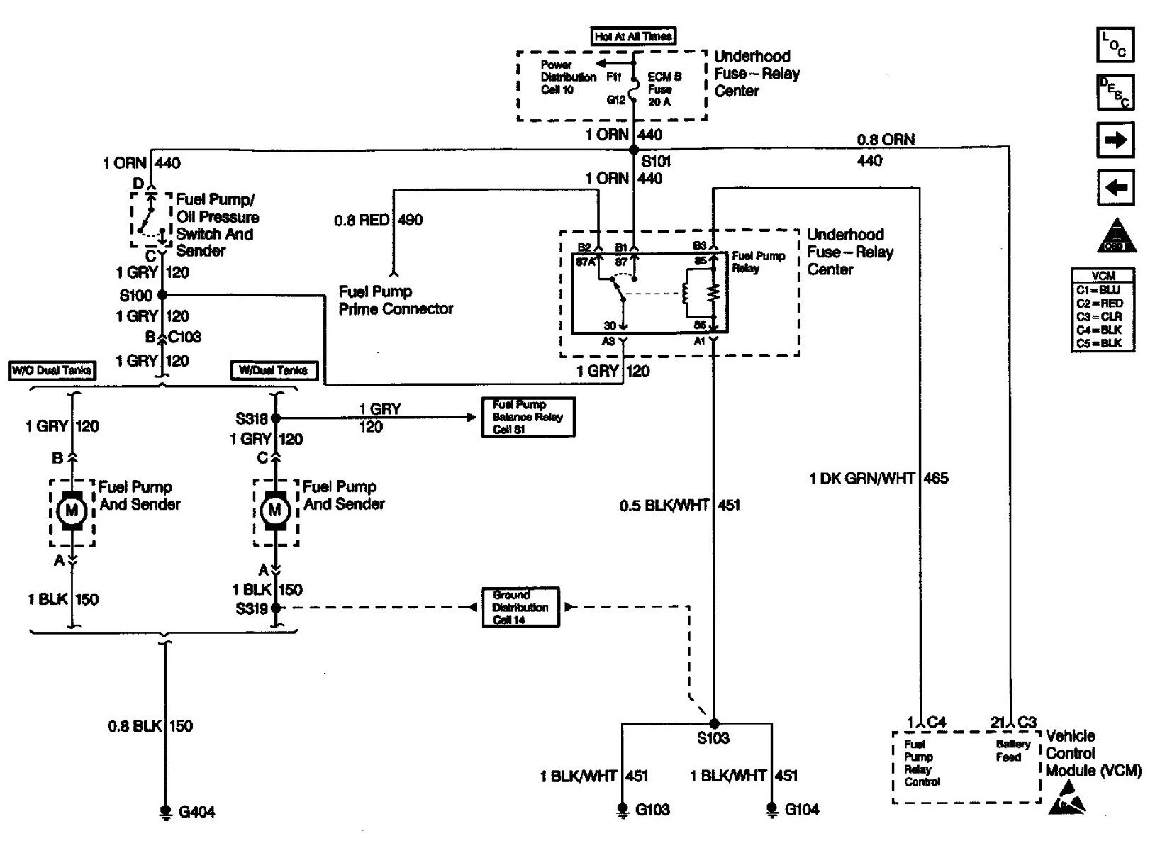 Diagram Wiring Diagram Gm Fuel Pump Full Version Hd Quality Fuel Pump Diagramshart Tomari It