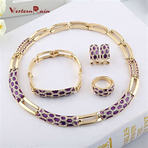 WesternRain 2015 Wedding Accessories UK Gold Plated