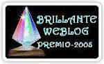 Brillante Webblog Award