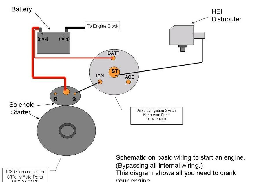 18 Images Starter Solenoid Wiring Diagram Ford