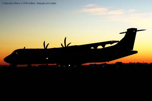 ATR 72-600 - AZUL Linhas Aéreas by GYN Online