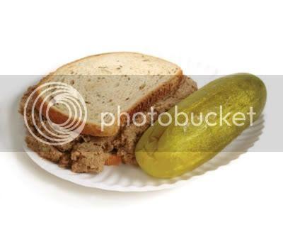 Bush's Shit Sandwich