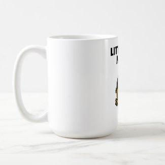 Little Miss Magic Classic mug