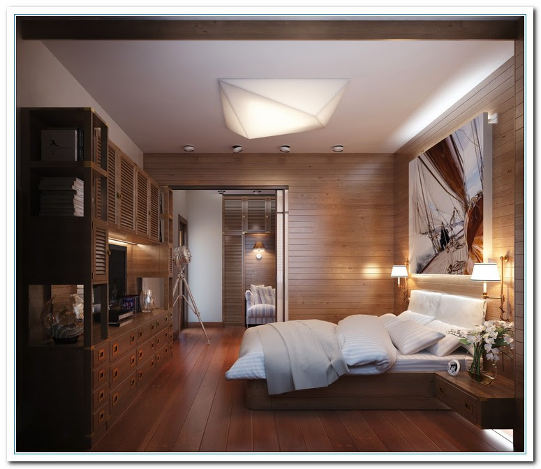 Modern Bedroom and Livingroom Decoration | Home and ...