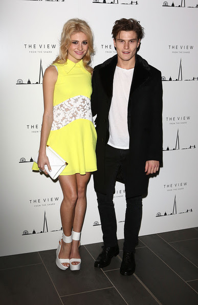 Pixie Lott - The View From The Shard Launch Party - Arrivals