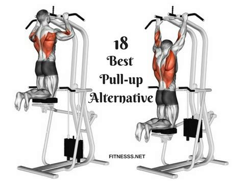 pull  alternative   fitness sports