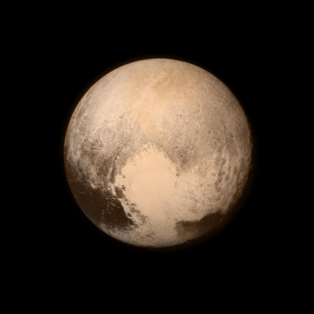 Plutón: Fotografía: NASA (CC)