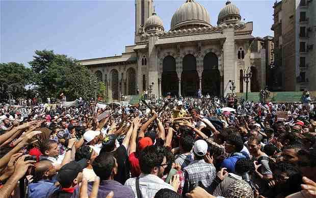 Ερντογάν: Επιλεκτική μνήμη ενός φανατικού για την Αίγυπτο…