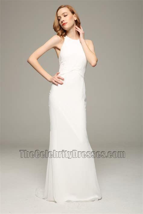Rita Ora?s White Prom Dress Bergdorf Goodman?s 111th
