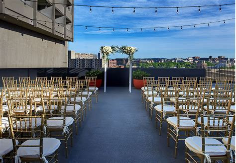 Weddings in Back Bay, Boston   Revere Hotel Boston Common