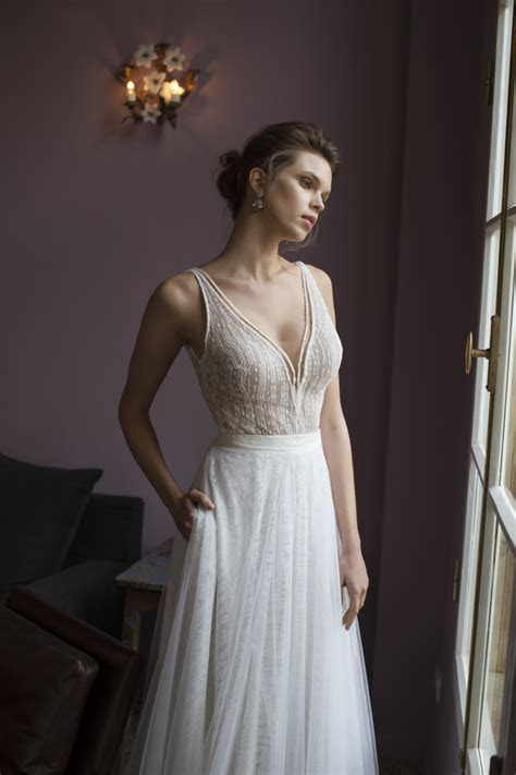 """Verona"" ~ Haute Couture Bridal Gown Collection from Riki"
