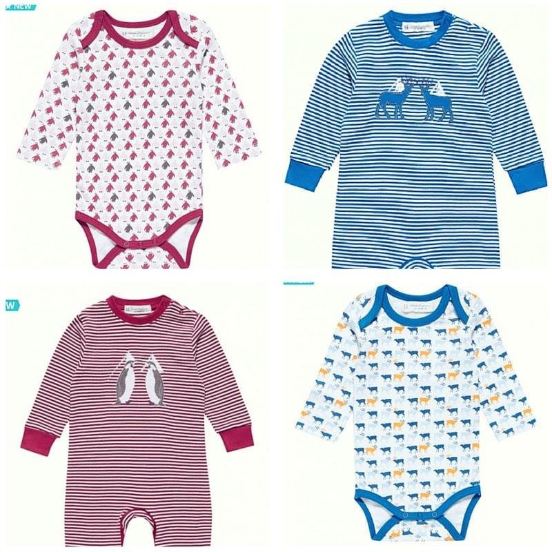 Sense Organics Baby Clothing