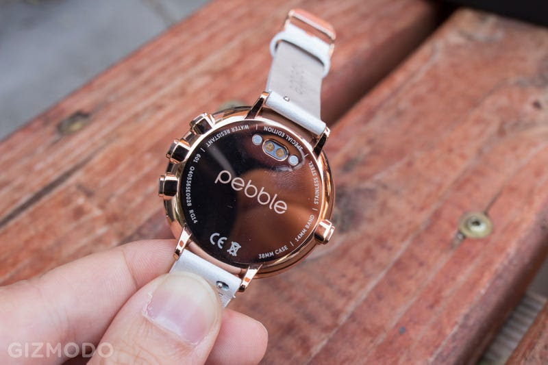 Probamos el Pebble Time Round: elsmartwatch para los que no quieren unsmartwatch