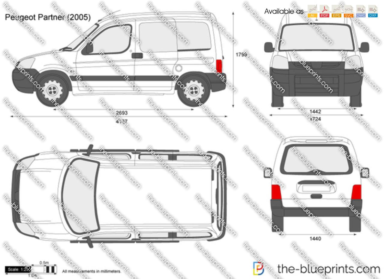 locations de vehicule voitures dimension peugeot partner. Black Bedroom Furniture Sets. Home Design Ideas