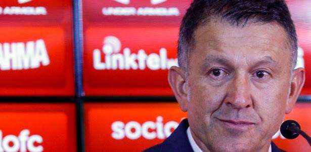 Juan Carlos Osorio pode trocar o São Paulo pela seleção do México