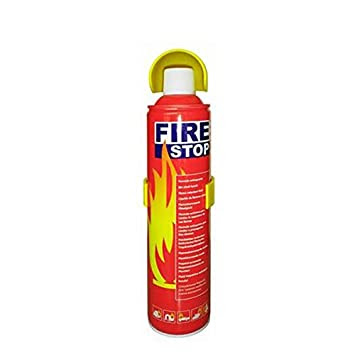 Fire Extinguisher with Stand (400-500 ml) at Rs.115 only