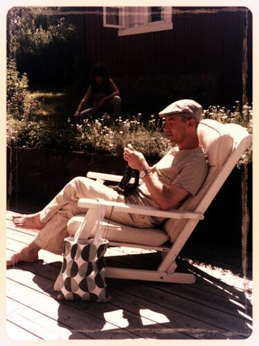 On holiday by Asplund