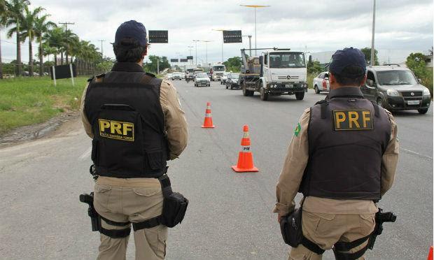 Policiais rejeitaram o percentual de aumento proposto pelo Governo Federal  / Foto: divulgação
