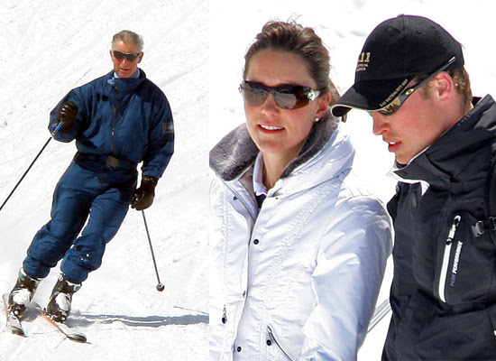 prince william kate middleton skiing. To see more of the skiing