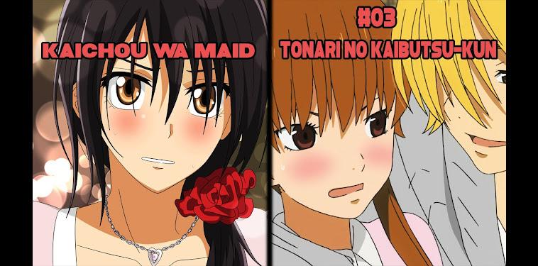 Anime Comme Kaichou Wa Maid Sama