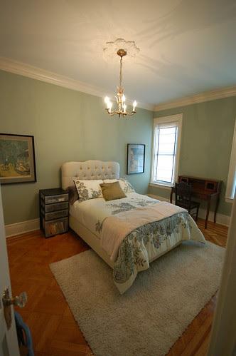 Guest Room in Progress