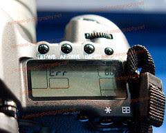 Canon 5D MarkII Error 80 (Crop)