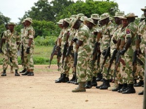 Adams Oshiomhole says that the Nigerian Army must remain loyal to the nation and not to defending the tenure of an individual