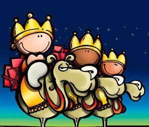 Queridos Reyes Magos…
