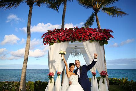 Sanctuary Cap Cana   Dominican Republic Wedding   Lilly